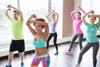 Cours de Fitness en visio jusqu'à nouvel ordre