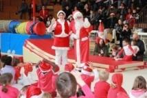 Le Père Noël est venu