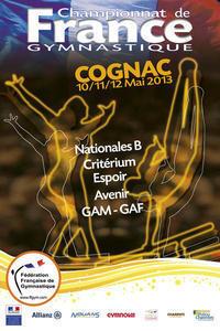 Résumé des Championnats de France Individuels