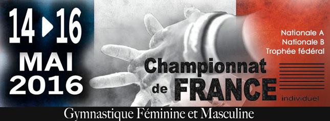 MARION au Championnat de France Individuelle.