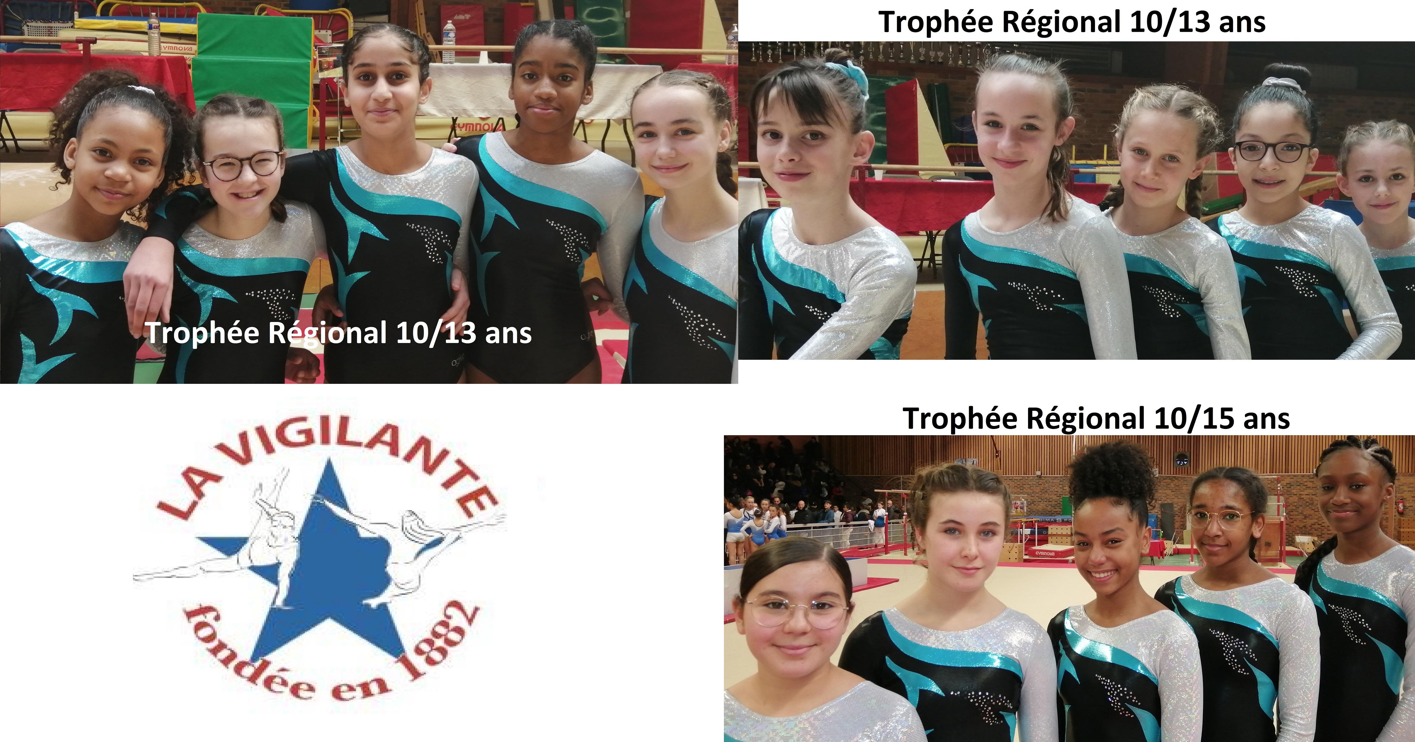 Dépt 2 Trophée Régional