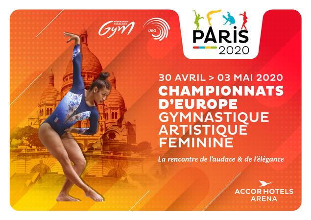 Bénévole pour les Ch. d'Europe de gymnastique ?