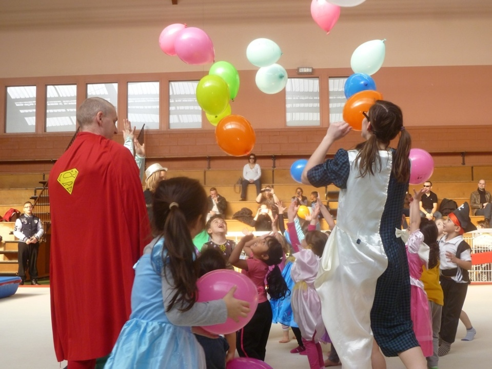 "Ambiance ""Carnaval"" en Petite Enfance !"