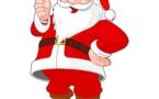 Photos avec le Père Noël décembre 2018
