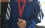 Léo champion régional !