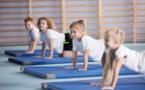 Cours BabyGym, Poussines / Benjamines et MASCULINS en visio
