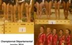 Résumé Département Equipes Féminines du 25 Janvier